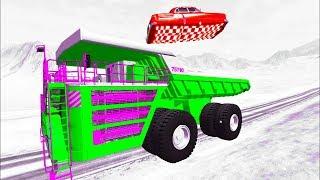 Мультики про #машинки - Белаз и летающие машины  Сериал для мальчиков - Новые #Мультфильмы 2018 года