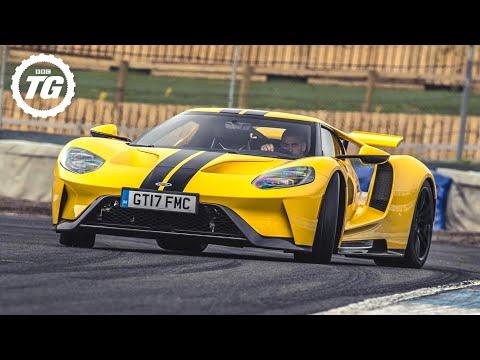 121 Best Chris Harris Drifts: Ferrari 812 Superfast, Ford GT, Porsche GT3, Nissan GT-R | Top Gear