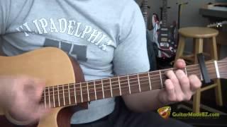 Bob Dylan - Man In Me - Guitar Lesson