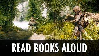 Skyrim Mod: Read Books Aloud