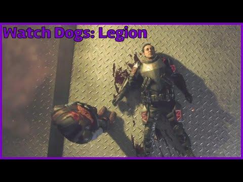 WD: Legion/Nigel Casket/E17