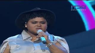 Joan - runnin' ( naughty boy feat beyonce ) showcase indonesia idol 2018