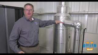 Using a Blowdown Seperator in the Boiler Room