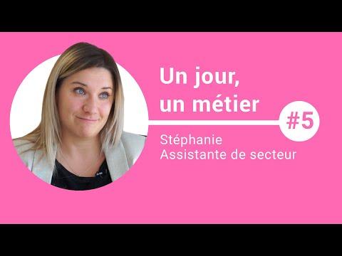 , title : 'Un jour, un métier - Assistante de secteur médicale avec Stéphanie