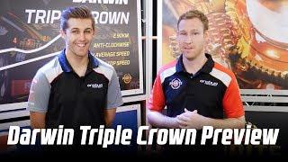 David Reynolds & Anton De Pasquale Supercars Darwin Triple Crown Preview