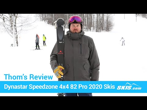 Video: Dynastar Speedzone 4X4 82 Pro Skis 2020 20 50