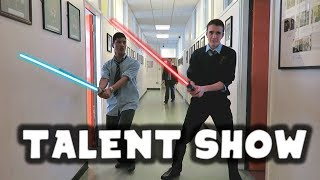 SCHOOL TALENT SHOW INTRODUCTION VIDEO - St Mary