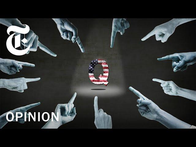 Pronunție video a qanon în Engleză