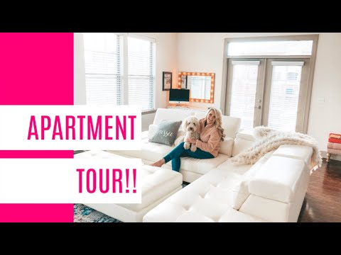 NASHVILLE APARTMENT TOUR!! - Charly Reynolds