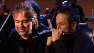 Canción Desafinada- Andrea Bocelli. Live.