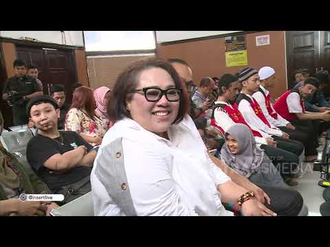 INSERT - Saksi Ahli Tidak Hadir, Sidang Nunung Ditunda (17/10/19)