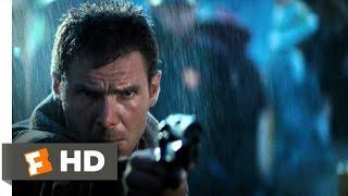 Blade Runner (3/10) Movie CLIP - Retiring Zhora (1982) HD