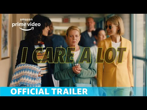 I Care a Lot – Il trailer ufficiale