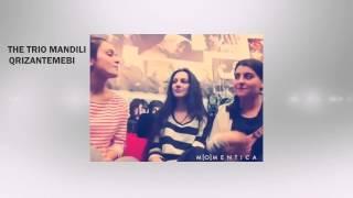 The trio mandili-Qrizantemebi/ტრიო მანდილი ქრიზანტემები