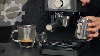 DeLonghi Stilosa EC260 Espresso Machine | Crew Review
