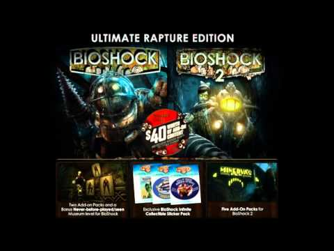 Видео № 0 из игры Bioshock Ultimate Rapture Edition [PS3]