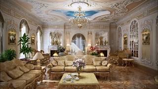 ROCOCO STYLE - LOUIS XV, LOUIS XVI /Interior Design 💫