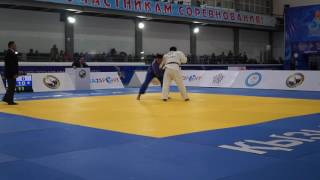 ЧРК-2016. Финал. +100 кг:  Ержан Шынкеев/ Ергалиев Еламан