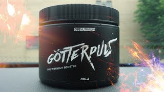 Götterpuls Pre-Workout Booster Review |  Booster im Test  #1