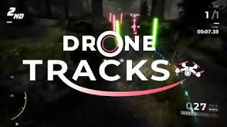 Drone Tracks