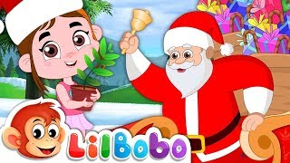 Jingle Bells   Christmas Songs for Children rhymes for kids