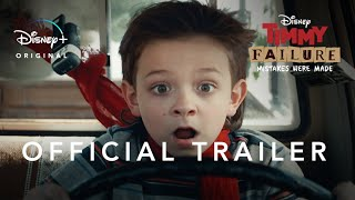 Timmy Failure: Mistakes Were Made   Official Trailer   Disney+