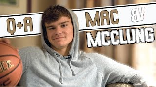 Who is Mac McClung? Why Georgetown, Planning Dunks, Justin Bieber, Dislikes Yeezys & More!
