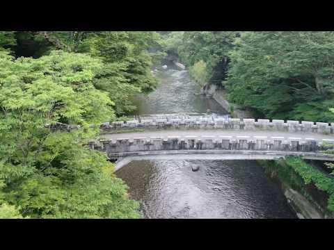 ドローン空撮にて京都の観光スポットの撮影を承ります 京都の観光地や隠れた秘境をお手軽価格でドローン空撮! イメージ1