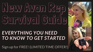 How to get Started as an Avon Representative after you Join Avon For Free