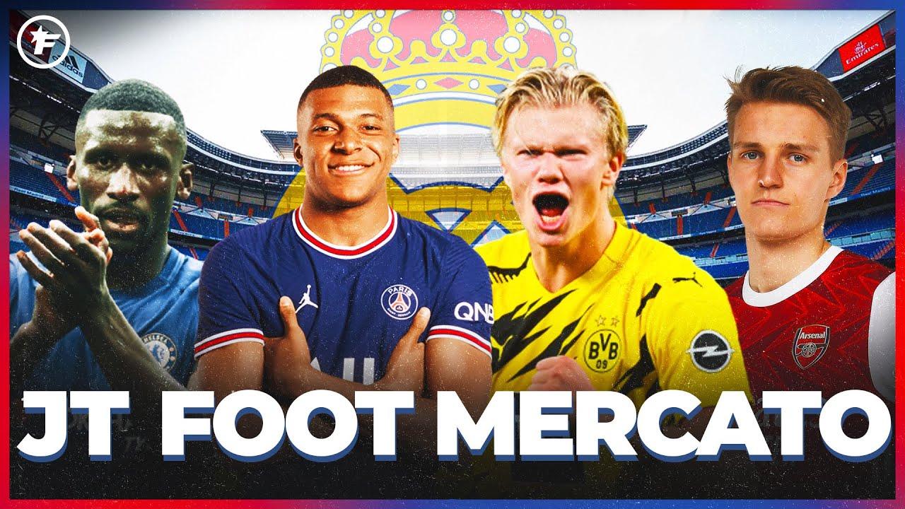 Les PLANS XXL du Real Madrid   JT Foot Mercato