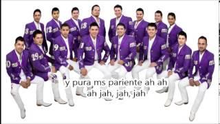Banda MS La ultima Sombra (letra)