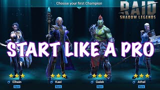 Raid shadow legends beginner - TH-Clip