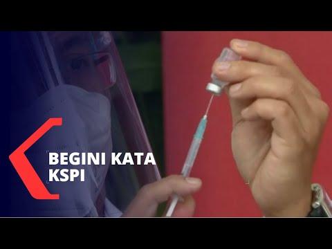 Soal Vaksin Corona Mandiri, KSPI: Boleh Asal Buruh Tidak Bayar