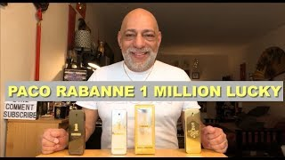 NEW Paco Rabanne 1 Million Lucky Fragrance REVIEW
