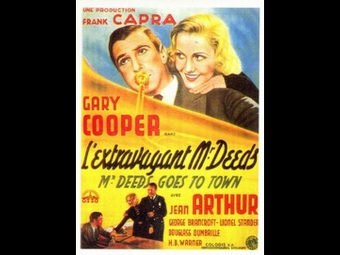 L'extravagant Mr Deeds