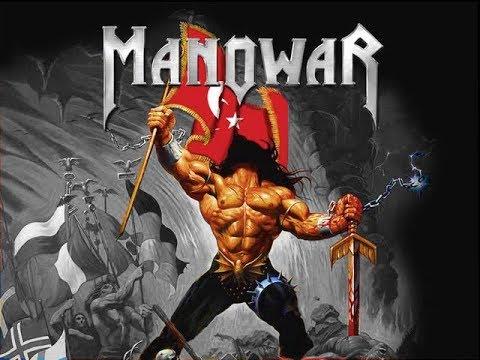 Manowar Dark Avenger MMXI - LOTR Edition