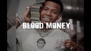 "[FREE] MONEYBAGG YO TYPE BEAT 2018 ""Blood Money"" (Prod. By @two4flex) 