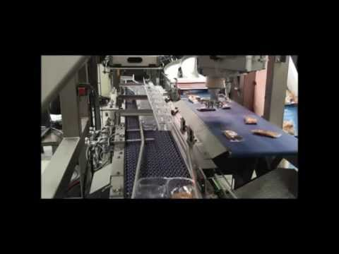 Automatic Salad Production Line
