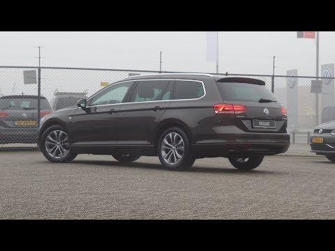 Volkswagen NEW Passat Variant 2017 Comfortline TDi Black Oak Brown 17 inch SOHO