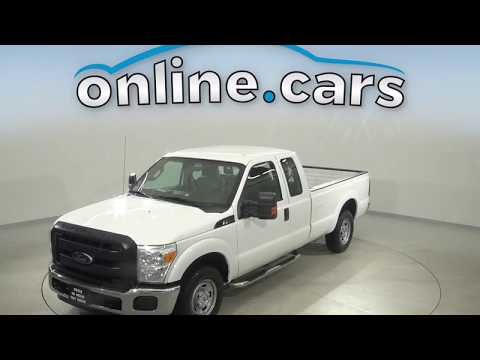 Pre-Owned 2012 Ford F-250SD XL