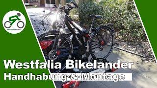 Westfalia Bikelander Test - BC 80 Hybrid - Fahrradträger