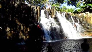 preview picture of video 'Rochester Falls Mauritius'