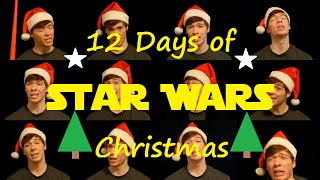 Star Wars' 12 Days of Christmas