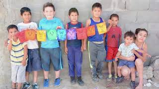 Community Connection - Weaving For Justice, Guerilla Prayer Flags, Centro Santa Catalina