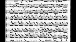 Kreisler Prelude allegro g pagnani