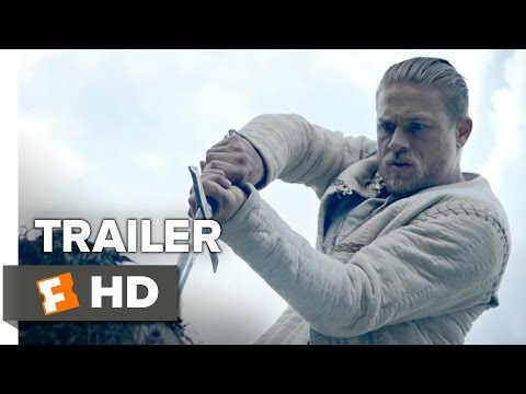 King Arthur: Legend Of The Official Pedang Comic-Con Trailer (2017) - Charlie Hunnam Film Mp3