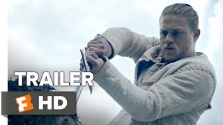 King Arthur: Legend Of The Sword - Official Comic-Con Trailer (2017)