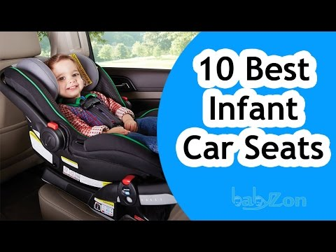Best Infant Car Seats 2016 – Top 10 Infant Car Seat Reviews!