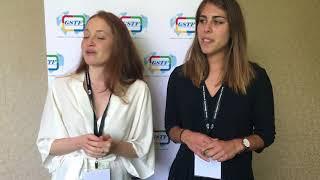 Federica Antonucci and Valeria Morea at LRPP Conference 2017 by GSTF