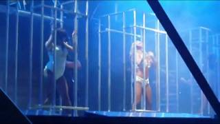 Britney Spears - Femme Fatale Tour HIAM, Up ' N Down, 3 Live In Sacramento CA 2011 HD